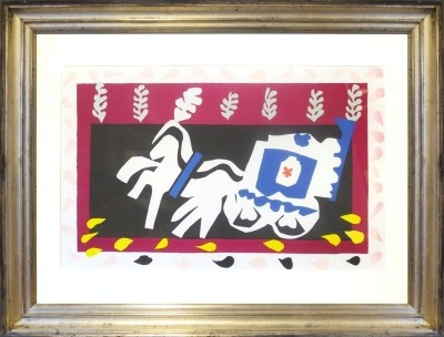 Matisse, Henri - Pferdekutsche