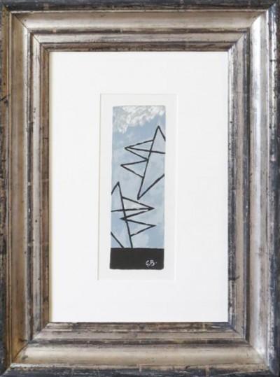 Braque, Georges - Le ciel gris