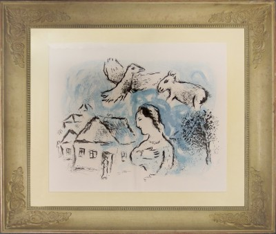 Chagall, Marc - Le Village