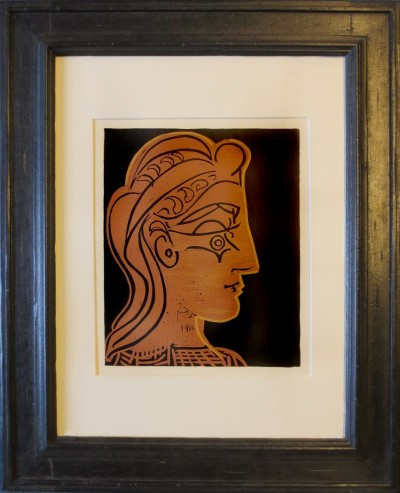 Picasso, Pablo - Female Head