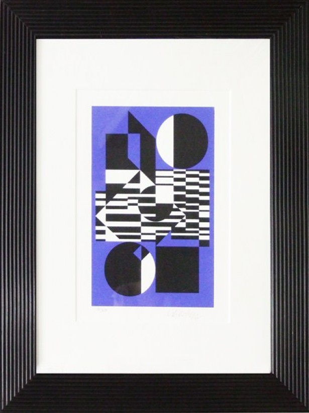 Vasarely, Victor - Donner a voir