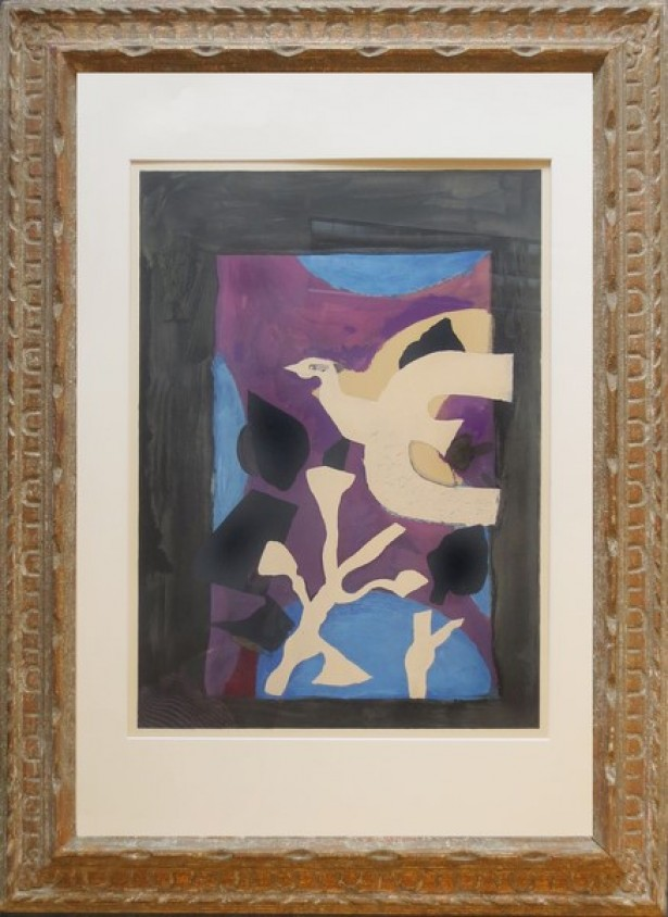Braque, Georges - Deniers messages